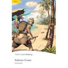 Imagem de Robinson Crusoe - Level 2 Pack CD MP3 - Penguin Readers - Defoe, Daniel - 9781408278154