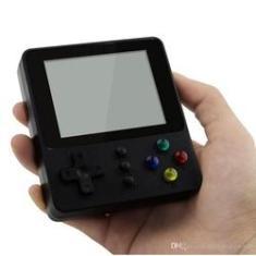 Imagem de video game portatil mini game jogos retro 500 jogos Mod K5 plus