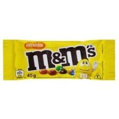 Imagem de Chocolate Confeito Amendoim M&Ms 45g - Mars