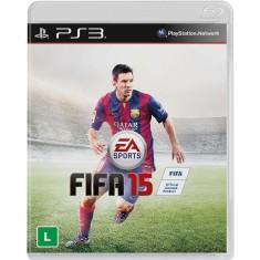 Jogo Fifa 15 PlayStation 3 EA