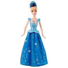 Imagem de Boneca Princesas Disney Cinderela Baile Encantado Mattel