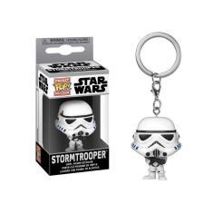 Imagem de Chaveiro Funko Pocket Star Wars Stormtrooper