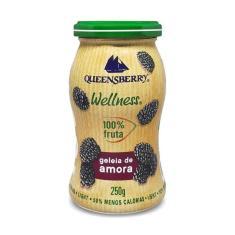 Imagem de Geleia de Amora 100% Fruta Queensberry 250g