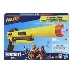 Imagem de Lançador NERF Fortnite Sneaky Springer FALL Hasbro E7063 13873
