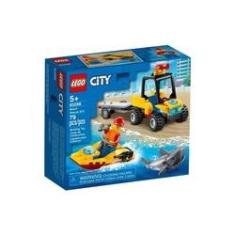 Imagem de Lego City - Veículo Off - Road de Resgate na Praia - 60286 - LEGO