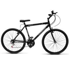 Bicicleta Ultra Bikes 18 Marchas Aro 26 Freio V-Brake Technology