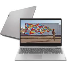 """Imagem de Notebook Lenovo IdeaPad S145 81V7S00100 AMD Ryzen 5 3500U 15,6"""" 8GB HD 1 TB Linux"""