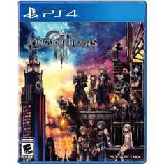 Imagem de Jogo Kingdom Hearts III PS4 Square Enix
