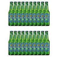 Imagem de Cerveja Heineken Zero Álcool 330Ml Long Neck - 24 Un