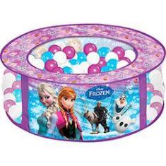 Imagem de Piscina de Bolinhas Líder Brinquedos Frozen