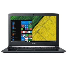 "Notebook Acer A515-51G-72DB Intel Core i7 7500U 15,6"" 12GB HD 1 TB GeForce 940MX Windows 10"