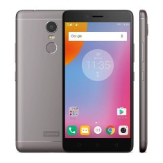 Smartphone Lenovo Vibe K6 Plus PA580006BR 32GB Qualcomm Snapdragon 430 16,0 MP 2 Chips Android 6.0 (Marshmallow) 3G 4G Wi-Fi