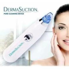 Imagem de Aparelho Removedor Sucção Cravos Espinhas 4em1 Dermasuction