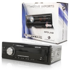Media Receiver Automotive Imports MP3 JAB