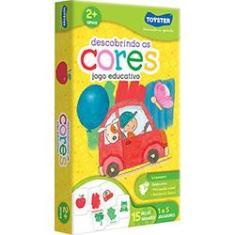 Imagem de Jogo Educativo Descobrindo as Cores Toyster