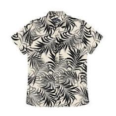 Imagem de Camisa Masculina Viscose Rovitex Bege