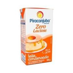 Imagem de Leite Condensado Piracanjuba 0 Lactose 395g