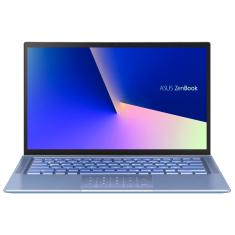 "Notebook Asus Zenbook UX431FA-AN202T Intel Core i5 10210U 14"" 8GB SSD 256 GB 10ª Geração Windows 10"