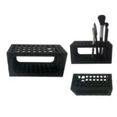 Imagem de Porta Pincel Maquiagem Suporte De Pincel Para Make