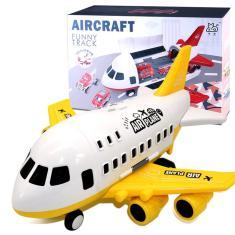 Imagem de Simulação de liga infantil Inércia Aeronaves modelo brinquedos de aeronaves