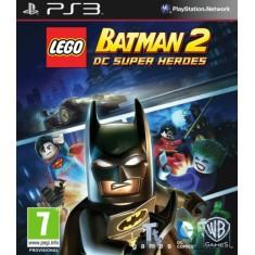 Jogo Lego Batman 2: Dc Super Heroes PlayStation 3 Warner Bros