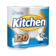 Imagem de Papel Toalha Kitchen 120 Folhas