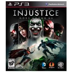Jogo Injustice: Gods Among Us PlayStation 3 Warner Bros