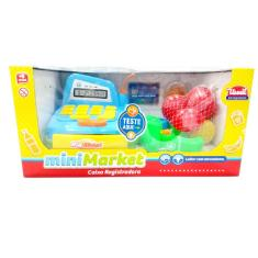 Imagem de Caixa Registradora Mini Market 435 - Usual Brinquedos