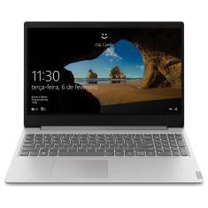 "Notebook Lenovo IdeaPad S145 81XM0002BR Intel Core i3 8130U 15,6"" 4GB HD 1 TB 8ª Geração"