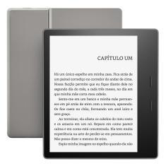 """E-Reader Kindle 8 GB 7 """" Oasis - Amazon"""