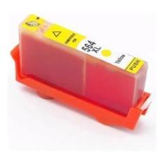Imagem de Cartucho de Tinta Compatível 564 Yellow Impressora B209a B210a C309a C310