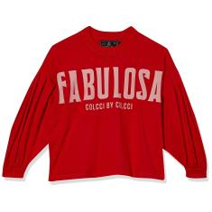 Imagem de Camiseta Estampada Colcci Fun, Meninas,  Ife, 12