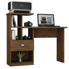Imagem de Escrivaninha Mesa Computador Para Estudo e Escritório Connect