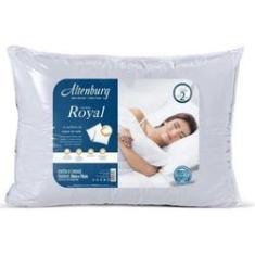 Imagem de Travesseiro Altenburg Royal Fibra Siliconada Firme E Alto