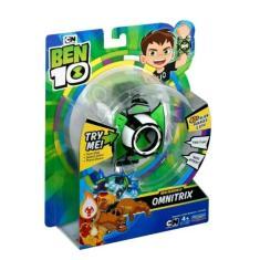 Imagem de Relógio Ben 10 Omnitrix Luz E Som Série 3 Sunny