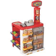 Imagem de Mini Mercado Magic Market Mercadinho 8048 Magic Toys
