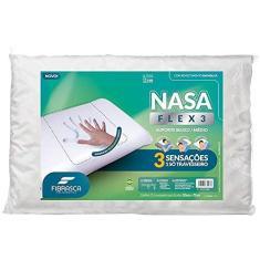 Imagem de Travesseiro Fibrasca Nasa Flex Baixo Viscoelástico 50x70cm