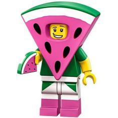Imagem de Lego Minifigures The Lego Movie 2: Watermelon Dude 71023-8