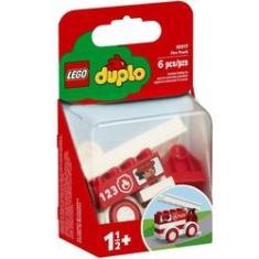 Imagem de LEGO Duplo - Caminhão dos Bombeiros - 10917