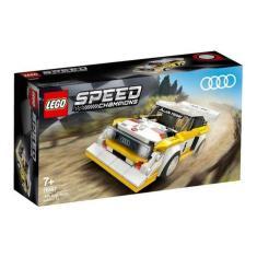 Imagem de Carro Lego Speed Champions 1985 Audi Sport Quattro 51 7689