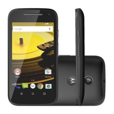 Smartphone Motorola Moto E E 2ª Geração XT1514 8GB Qualcomm Snapdragon 410 5,0 MP 2 Chips Android 5.0 (Lollipop) 3G 4G Wi-Fi