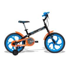 Bicicleta Caloi Hot wheels Aro 16 Hot Wheels 2017