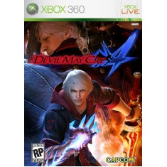 Jogo Devil May Cry 4 Xbox 360 Capcom