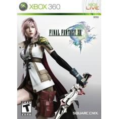 Jogo Final Fantasy XIII Xbox 360 Square Enix