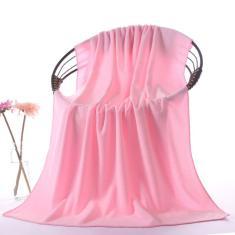 Imagem de Toalha de banho de microfibra para secar absorvente de praia Toalha de banho Toalha de banho para cabelo