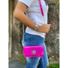 Imagem de Bolsa Petite Jolie Pequena Pj4996 Pink Feminino