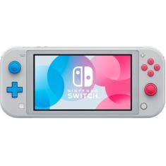 Console Portátil Switch Lite 32 GB Nintendo Zacian and Zamazenta Pokemon Edition
