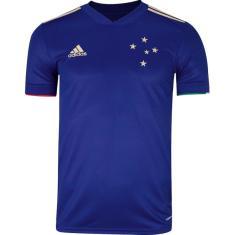 Imagem de Camisa Torcedor Cruzeiro I 2021 Adidas