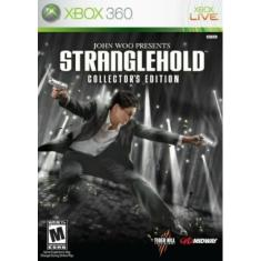 Jogo Stranglehold Collector's Edition Xbox 360 Midway