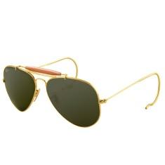 Óculos de Sol Unissex Aviador Ray Ban RB3030